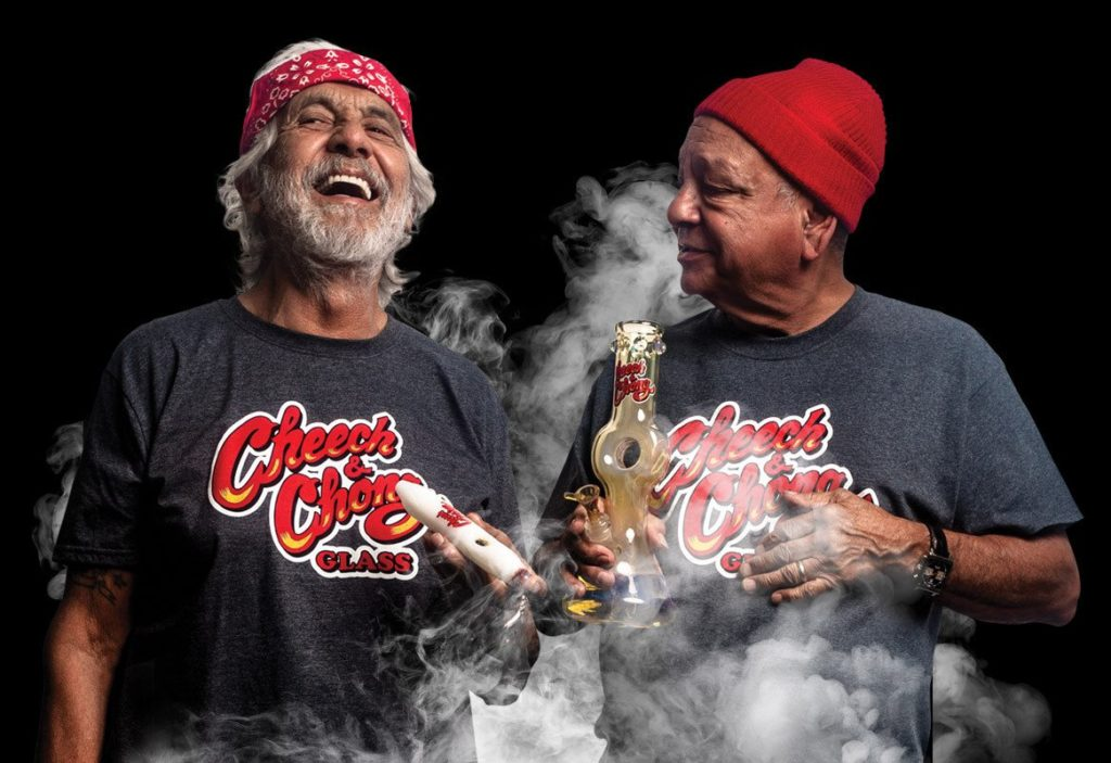 Cheech And Chong Glass In Reno And Sparks, NV